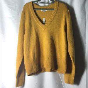🆕 Madewell Westgate V-neck Sweater